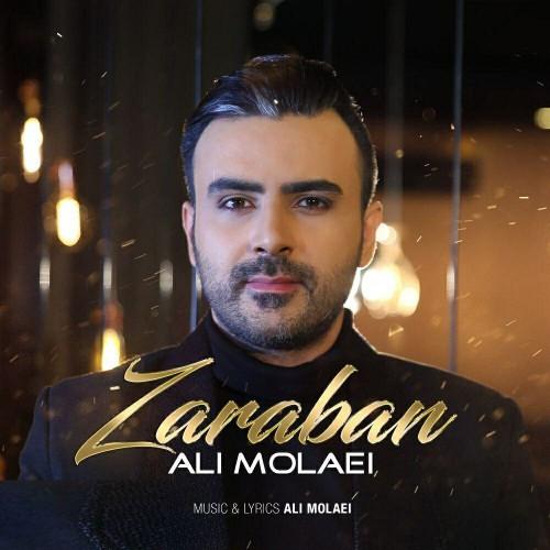 دانلود آهنگ جدید علی مولایی به نام ضربان