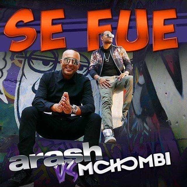 دانلود آهنگ جدید آرش و Mohombi به نام Se Fue