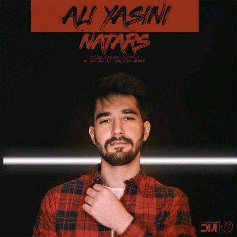 دانلود آهنگ جدید علی یاسینی به نام نترس